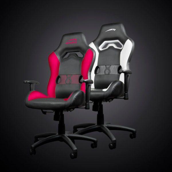 Speedlink Gaming Stuhl LOOTER Gaming Chair black pink