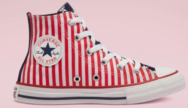 Stars & Stripes Chuck Taylor All Star-High Top