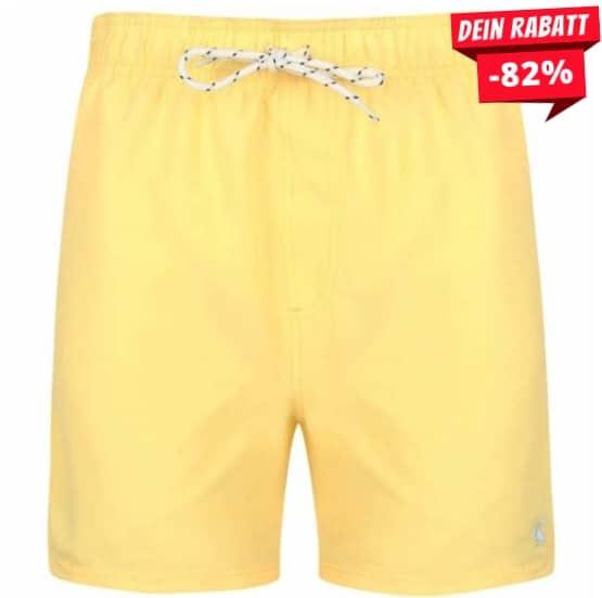Sth. Shore Graysen Herren Bade Shorts 1S12382C Popcorn Yellow