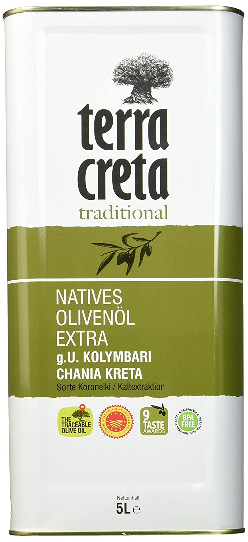 Terra Creta extra nativ Olivenoel 5 Liter Deal