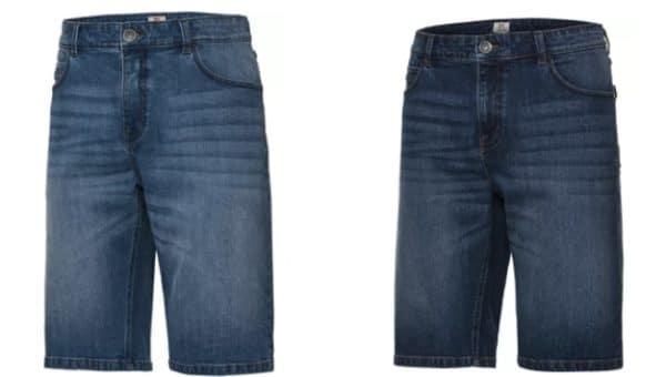 Tom Ramsey Herren Jeans Bermudas