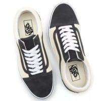 Vans 2-Tone Old Skool Wildleder Sneaker