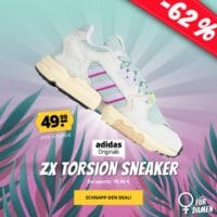 adidas Originals ZX Torsion Damen Sneaker EF4378