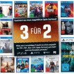 👾 3-für-2 mit Games für PS5, PS4, Xbox & PC