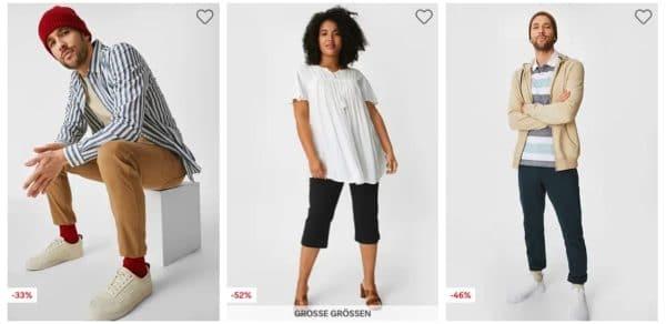 C und A Sale