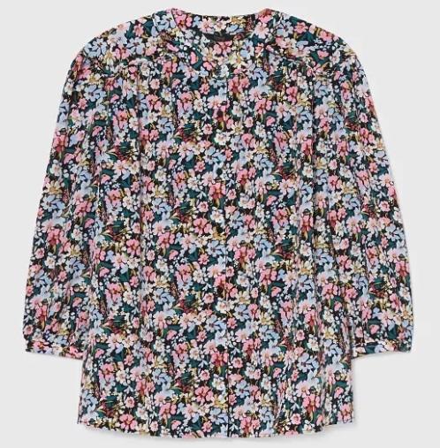 Damen Bluse bei C und A
