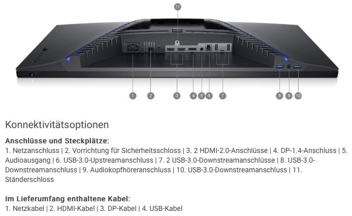 Dell2722 Gamingmonitor S2721DGFA  Dell Deutschland 2021 09 08 2
