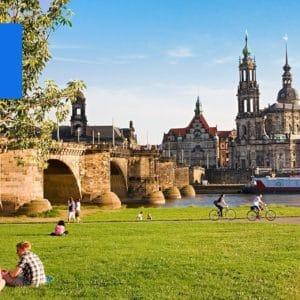 Dresden ÜF zu zweit im zentralen 4 Sterne Hotel für 89€