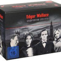 Edgar Wallace Gesamtedition 1959 1972 33 DVDs
