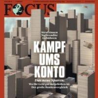 FOCUS Halbjahresabo Kiosknews