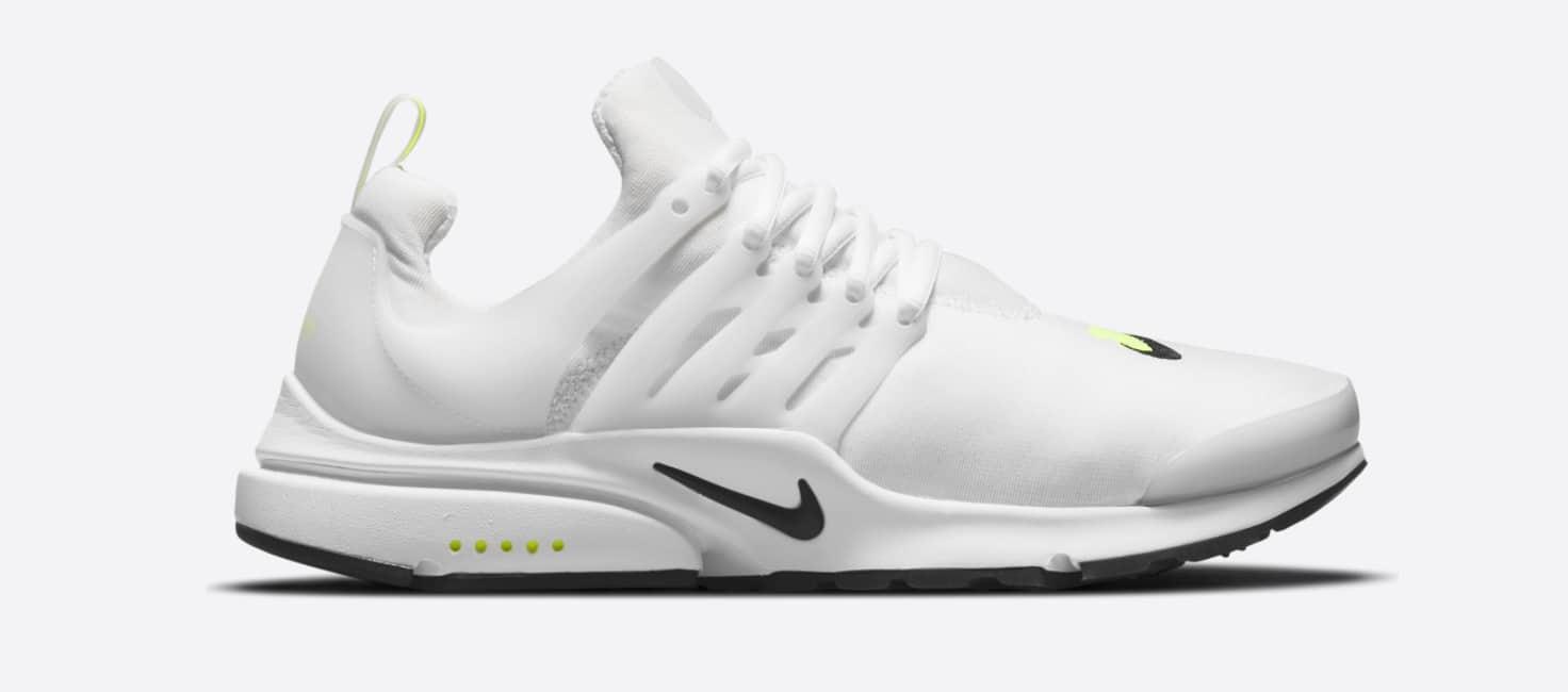 Nike Presto Black Volt White