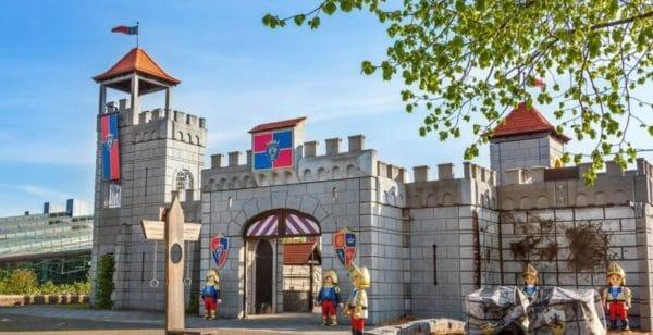 Playmobil Funpark Zirndorf mit Übernachtung im Premium Hotel