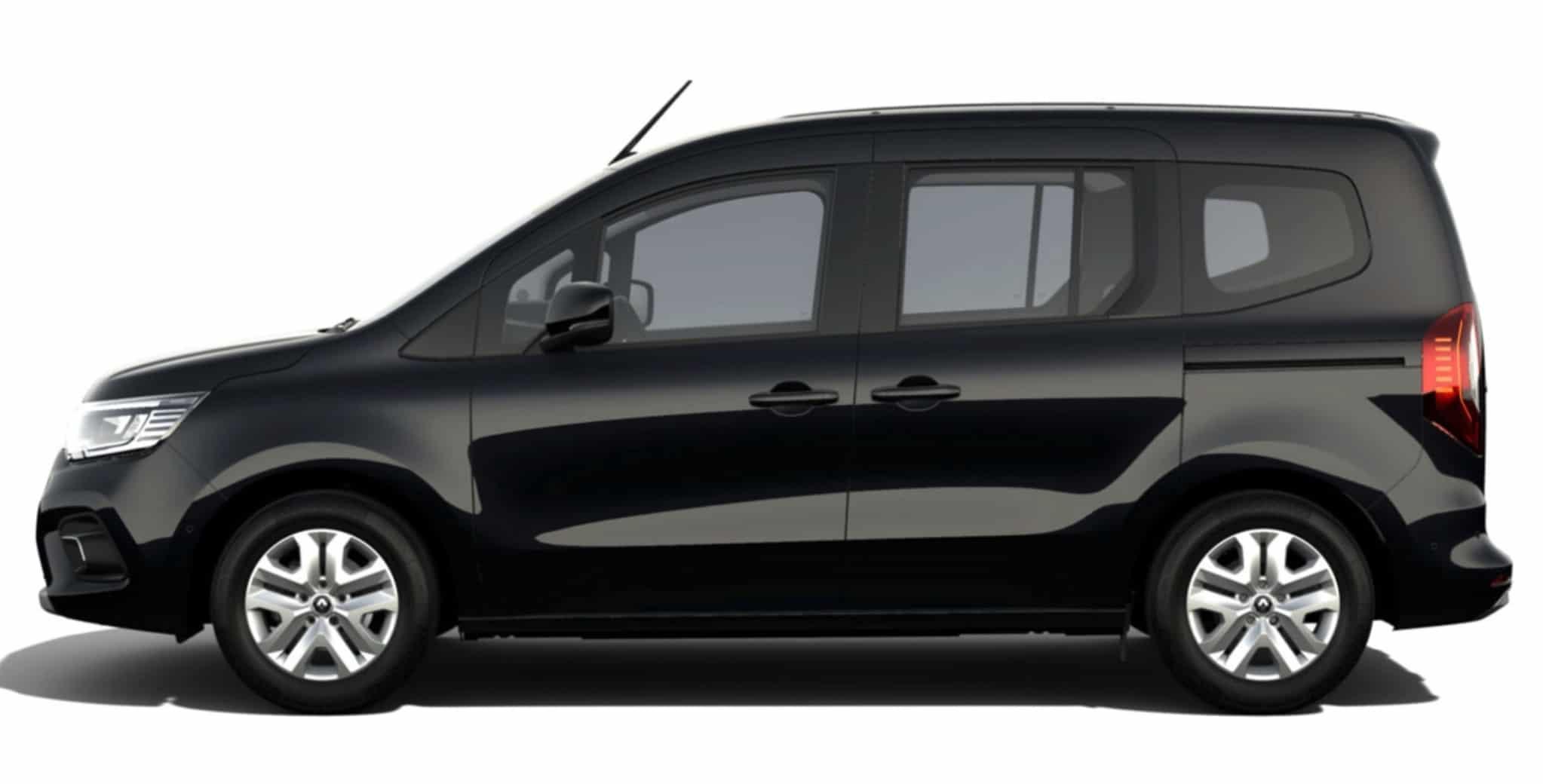 Renault Kangoo Kombi Seite