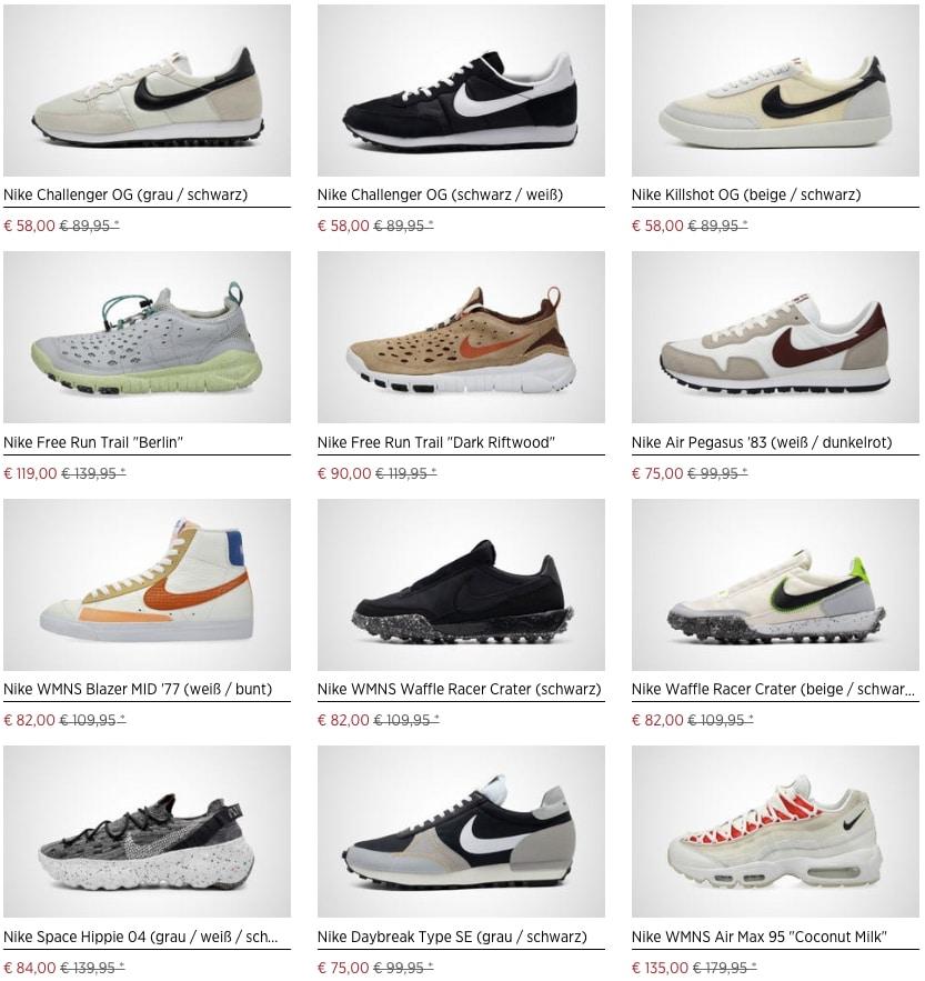 Sale   43einhalb Sneaker Store Fulda 2021 08 22