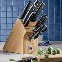 WMF Messerblock mit Messerset 10 teilig