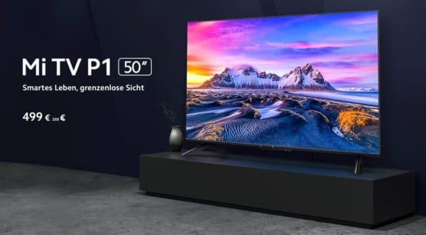Xiaomi Mi P1 UltraHD Smart TV 2