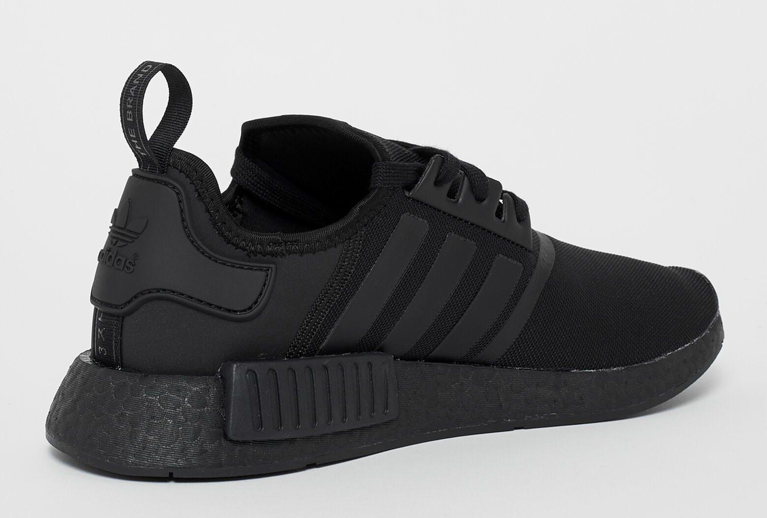 adidas originals nmd r1 sneaker  core black2Fcore black2Fcore black  hinten e1630144339946