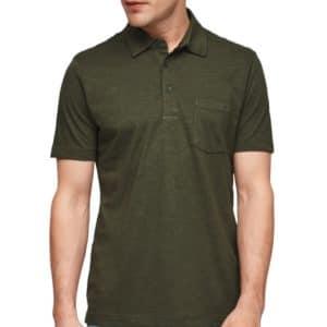s.Oliver Polo Shirt gruen