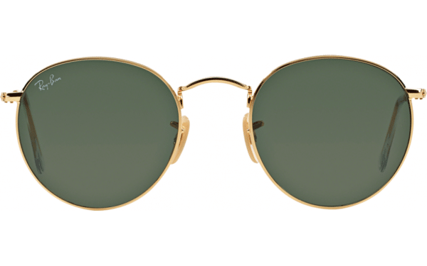 Ray-Ban Round Metal RB3447 001 gold Sonnenbrille