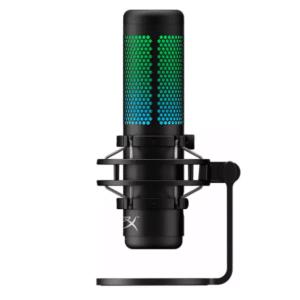 HYPERX QuadCastTM S USB Mikrofon, Schwarz