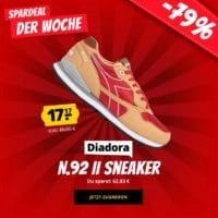 Diadora N.92 II Sneaker fuer Herren