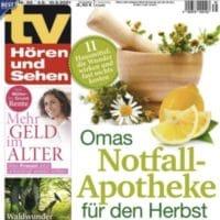Halbjahresabo tv Hören und Sehen