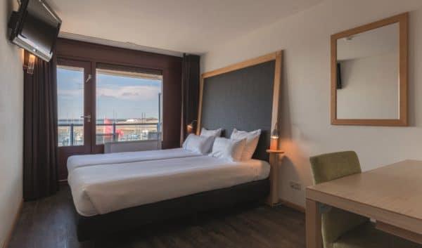 Holländische Nordsee - 4 Sterne Leonardo Hotel IJmuiden