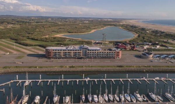 Holländische Nordsee 4 Sterne Leonardo Hotel - IJmuiden