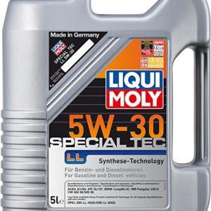 Liqui Moly 1193 Special Tec LL 5W 30 5l Motoroel