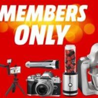 MediaMarkt Members Only Deals