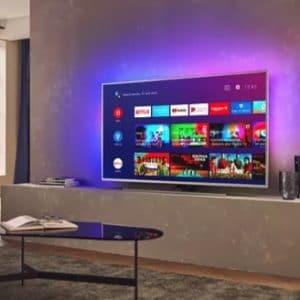 Philips Ambilight TVs 🎉 mit 19% MwSt-Rabatt bei MediaMarkt, z.B. der 58PUS8545/12 TV & mehr