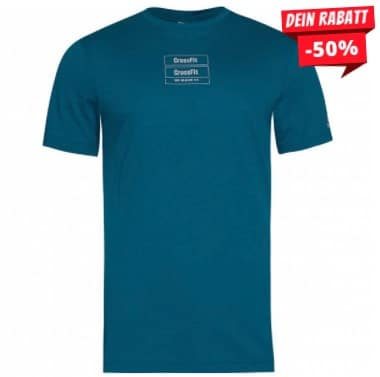 Reebok CrossFit Mess You Up Graphic Herren T-Shirt