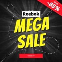 Reebok Mega Sale bei Sportspar