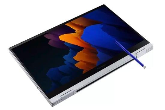 Samsung Galaxy Book Flex2 5G Convertible