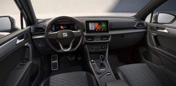 Seat Tarraco FR 2.0 TDI DSG 2