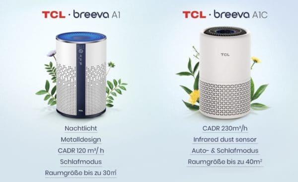 TCL Luftreiniger 1
