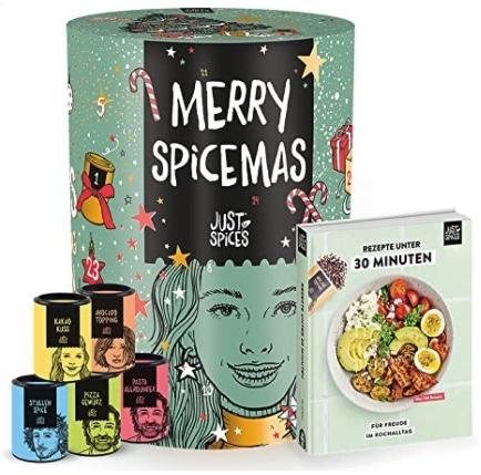XXL Just Spices Gewürz Adventskalender 2021