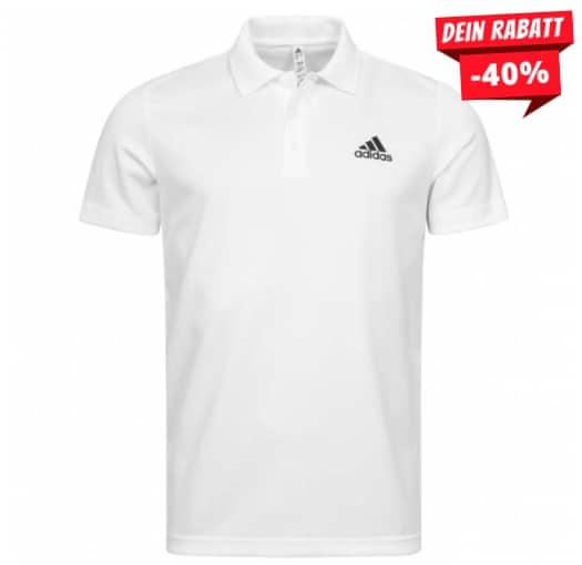 adidas Designed 2 Move 3 Stripes Herren Polo-Shirt GL0484