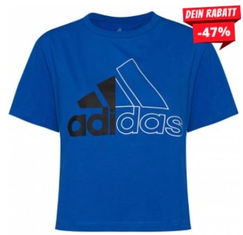 adidas Must Haves Graphic Damen T-Shirt FT8511