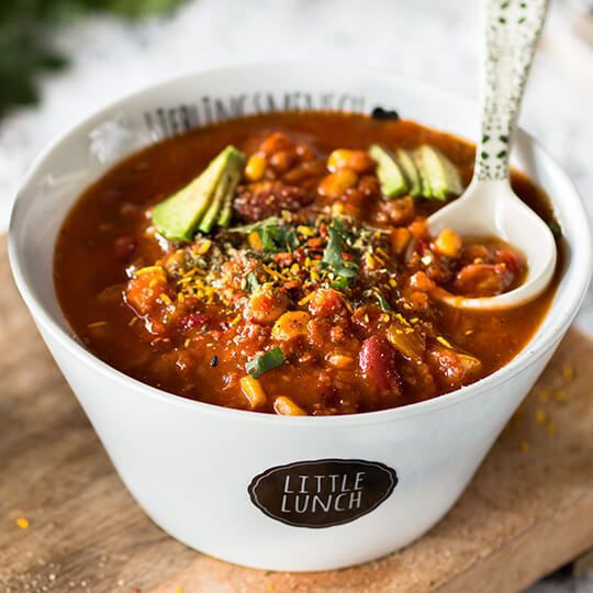 little lunch mood chili sin