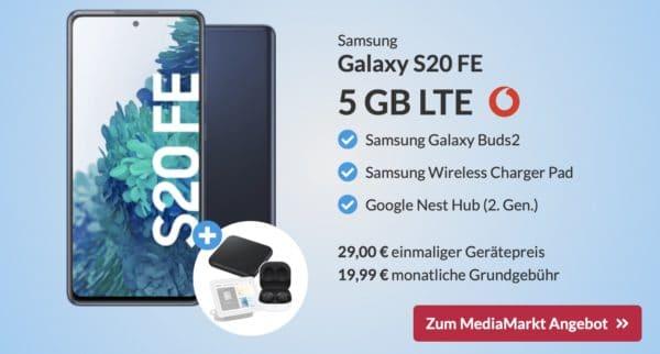 s20 fe media markt