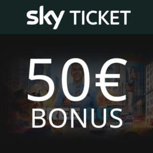 [Sky Ticket mit Gewinn] 🍿🤩 3 Monate für 29,99€ + 50€ Bonus (!) o. 1 Monat für 4,99€ + 15€ Bonus