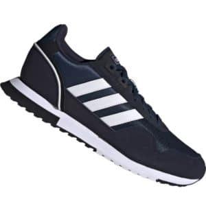 adidas Freizeitschuh 8K 2020 dunkelblau/weiß