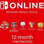 Nintendo Switch Online Mitgliedschaft – 12 Monate für 14,99€ 🍄👾