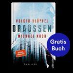 """Gratis: Bestseller""""Draussen""""bei Thalia für KultClub Mitglieder"""