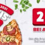 Dominos Pizza Woche: 2-für-1 bei Abholung oder 3-für-2 bei Lieferung