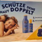 Nivea Kühltasche gratis bei Kauf von 2 Nivea Sun Produkten