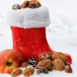 Thalia: Gratis Nikolausstiefel füllen lassen mit Bastelvorlage