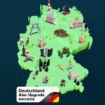 Kostenlos im Nahverkehr durch Deutschland reisen: Deutschland Abo Upgrade (ÖPNV)