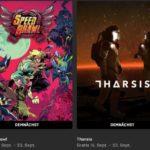 """[Gratis bis 17 Uhr] Spiele """"Speed Brawl"""" & """"Tharsis"""" im Epic Games Store"""